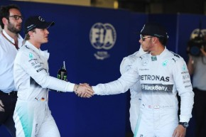 Mercedes Claim Constructor's Crown – Russian GP